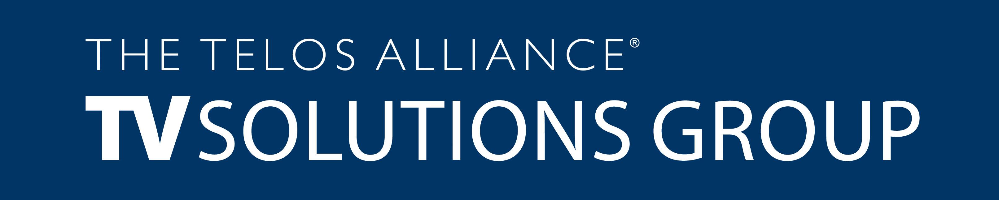 Telos Alliance TV Solutions Group