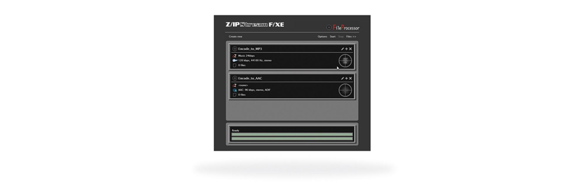 Telos Z/IPStream F/XE